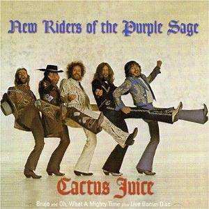 <i>Cactus Juice</i> 2006 compilation album by New Riders of the Purple Sage