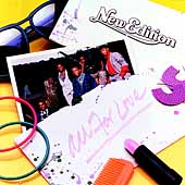 <i>All for Love</i> (New Edition album) album by New Edition