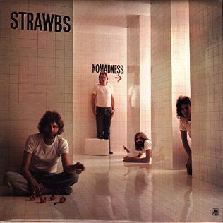<i>Nomadness</i> 1975 studio album by Strawbs