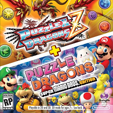 <i>Puzzle & Dragons Z + Super Mario Bros. Edition</i> puzzle video game