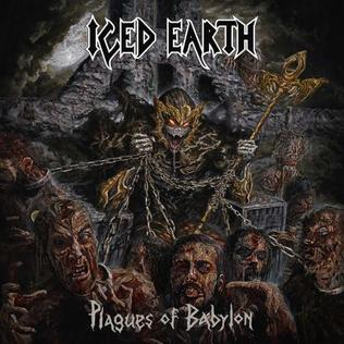 <i>Plagues of Babylon</i> 2014 studio album by Iced Earth