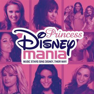 <i>Princess Disneymania</i> 2008 compilation album by Various artists