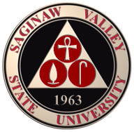 Saginaw Valley State University - Wikipedia on southern polytechnic state university campus map, lake superior state university campus map, montcalm community college campus map, shawnee community college campus map, stan state campus map, penn state shenango campus map, delaware community college campus map, state fair community college campus map, illinois valley community college campus map, grand valley state university campus map, st. cloud state university campus map, southern connecticut state university campus map, elizabeth city state university campus map, southeast missouri state university campus map, sul ross state university campus map, black hills state university campus map, southwest minnesota state university campus map, northwest missouri state university campus map, stephen f. austin state university campus map,