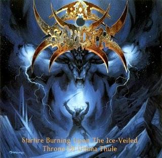 <i>Starfire Burning Upon the Ice-Veiled Throne of Ultima Thule</i> album by Bal-Sagoth