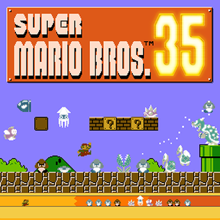 Picture of a game: Super Mario Bros. 35