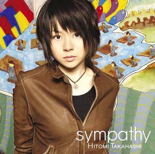 <i>sympathy</i> (Hitomi Takahashi album) 2006 studio album by Hitomi Takahashi