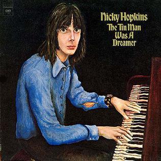 <i>The Tin Man Was a Dreamer</i> 1973 studio album by Nicky Hopkins