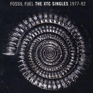 <i>Fossil Fuel: The XTC Singles 1977–92</i> 1996 compilation album by XTC