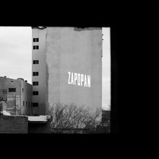 <i>Zapopan</i> (album) 2016 studio album by Omar Rodríguez-López