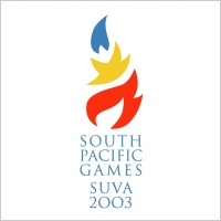 2003 South Pacific Games Logo.jpg