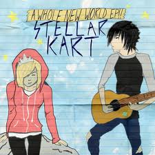 <i>A Whole New World EP</i> extended play by Stellar Kart