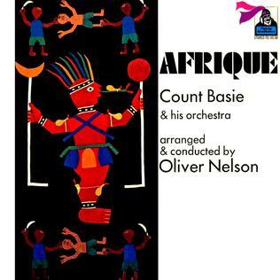 <i>Afrique</i> (album) 1971 studio album by Count Basie