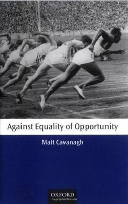 Substantive equality of opportunity