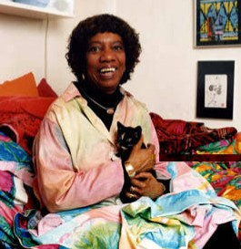 Althea McNish Trinidadian-British textile designer