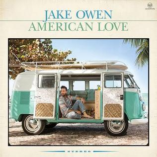 <i>American Love</i> 2016 studio album by Jake Owen