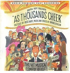 <i>As Thousands Cheer</i> musical