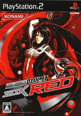 Beatmania IIDX 11 IIDXRED cover.jpg