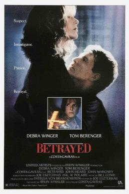 LETNJI BIOSKOP: American History X vs The Betrayed Betrayed_poster