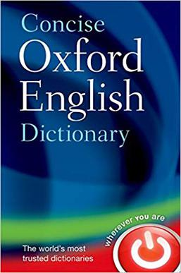 dictionary oxford english concise edition wikipedia 12th dictionaries title discover compact language chinese flip