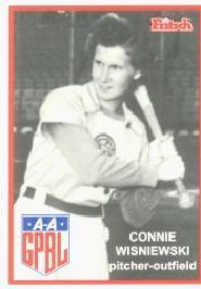 Connie Wisniewski (carte AAGPBL) .jpg