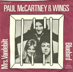 Bluebird (Paul McCartney and Wings song) 1974 single by Wings