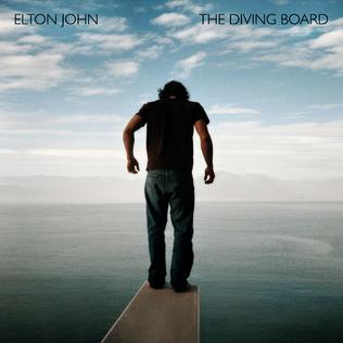 <i>The Diving Board</i> 2013 studio album by Elton John