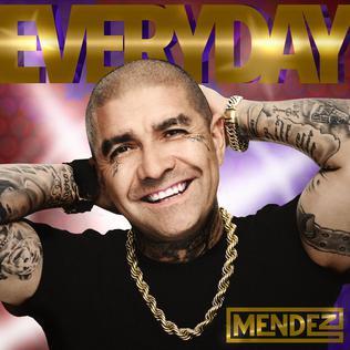 Everyday (DJ Méndez song) 2018 single by Méndez