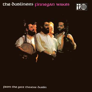 <i>Finnegan Wakes</i> 1966 live album by The Dubliners