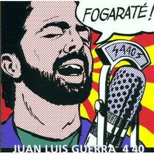 <i>Fogaraté</i> 1994 studio album by Juan Luis Guerra