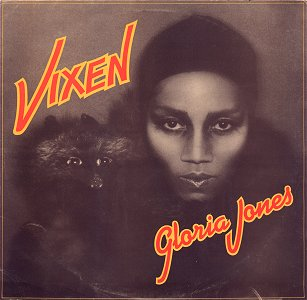 <i>Vixen</i> (Gloria Jones album) 1976 studio album by Gloria Jones