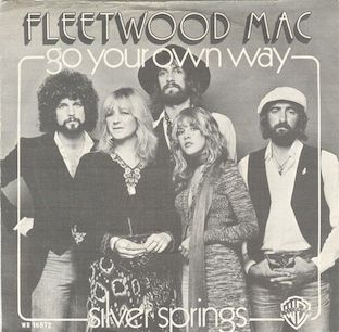 Go Your Own Way 1976 single by Fleetwood Mac