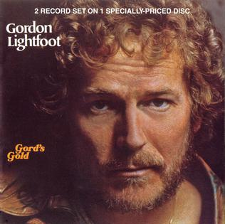 <i>Gords Gold</i> 1975 greatest hits album by Gordon Lightfoot