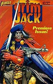 Cover to Grimjack #1