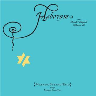 <i>Haborym: Book of Angels Volume 16</i> 2010 studio album by Masada String Trio