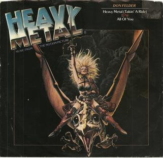 Heavy Metal Takin A Ride Wikipedia