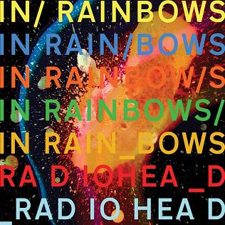 <i>In Rainbows</i> 2007 album by Radiohead
