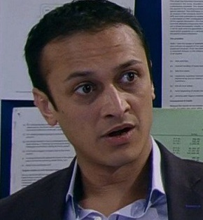 Jai Sharma Fictional character from Emmerdale