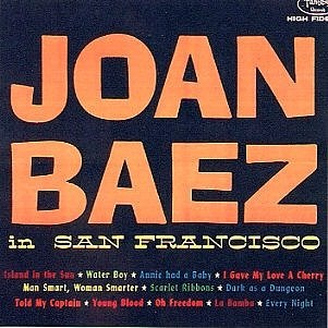<i>Joan Baez in San Francisco</i> 1964 live album by Joan Baez