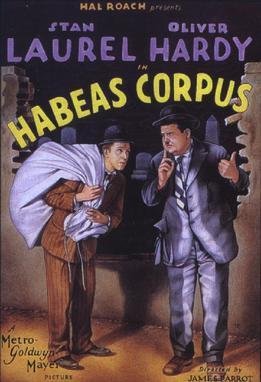 ¿Cual es la pelicula de tu vida?. - Página 3 L%26H_Habeas_Corpus_1929