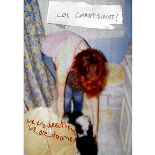 <i>We Are Beautiful, We Are Doomed</i> album by Los Campesinos!