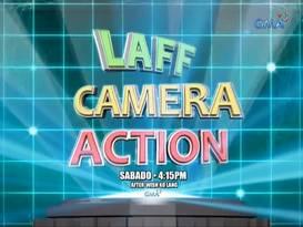 <i>Laff Camera Action</i> 2016 Philippine television show