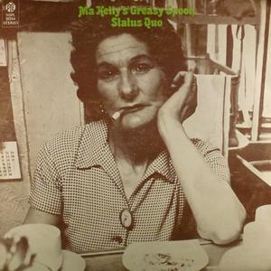 <i>Ma Kellys Greasy Spoon</i> 1970 studio album by Status Quo