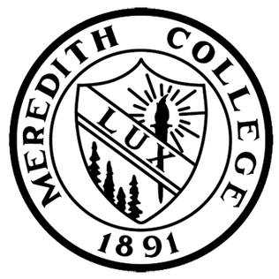 Meredith College Private liberal arts womens college in Raleigh, North Carolina, United States