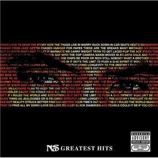 <i>Greatest Hits</i> (Nas album) 2007 compilation album by Nas