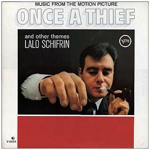 <i>Once a Thief and Other Themes</i> album by Lalo Schifrin