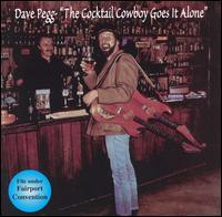 Dave Pegg The Cocktail Cowboy