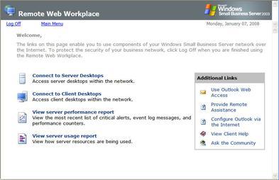 Microsoft Remote Web Workplace - Wikipedia