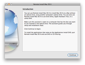 Remote Install Mac OS X on MacBook Air: Pokey, but it works   Ars Technica