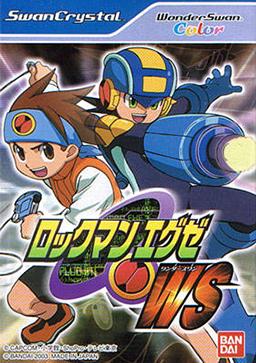 [Os Universos] Universo Megaman [2/3] Rockman_EXE_WS_Coverart
