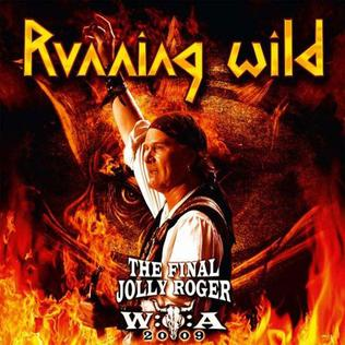 <i>The Final Jolly Roger</i> live album by Running Wild